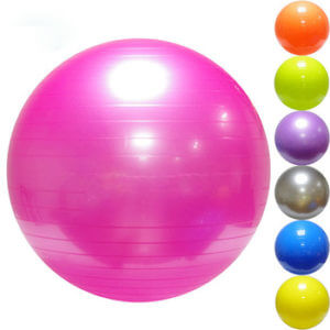 Yoga Ball bunt